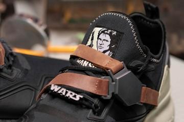 Эксклюзивно в SNEAKER BAR: Adidas x Star Wars