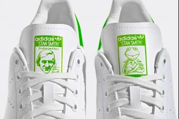 Почему именно лягушонок Кермит так дружит с adidas Stan Smith.