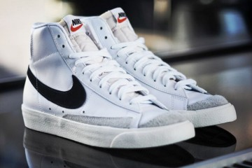 История становления первой в истории баскетбольной модели от Nike под названием Blazer.