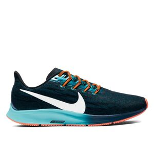 Nike Air Zoom Pegasus 36 Ekiden M Navy-Голубые
