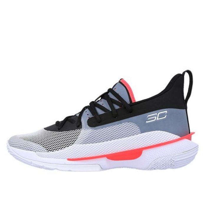Баскетбольные кроссовки Under Armour Ua Curry 7 (3021258-100)