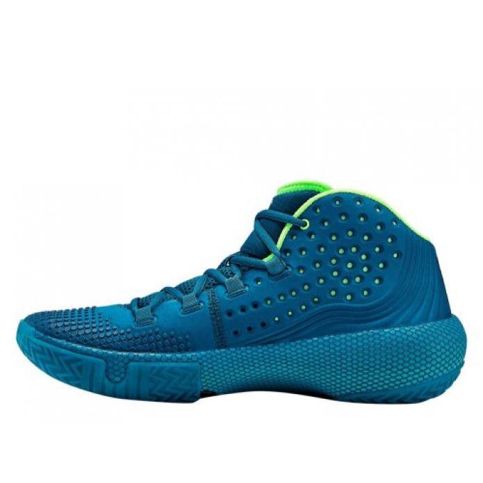Баскетбольные кроссовки Under Armour HOVR Havoc 2 (3022050-404)