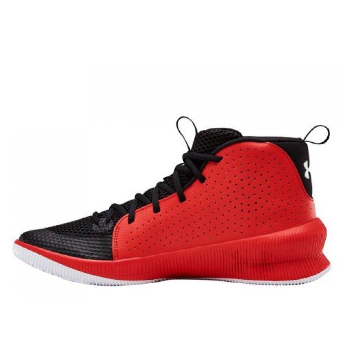 Баскетбольные кроссовки Under Armour UA Jet (3022051-003)