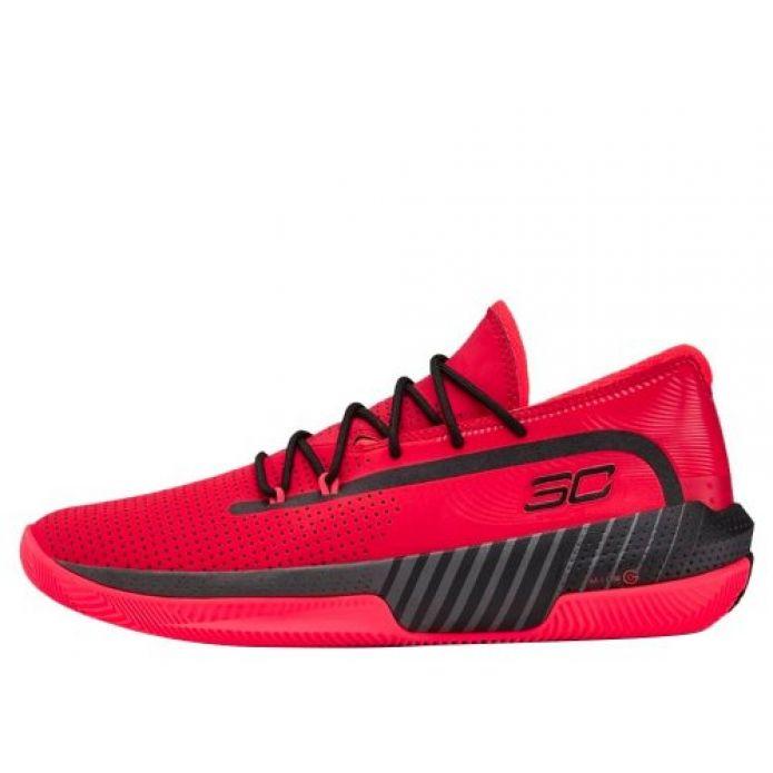 Баскетбольные кроссовки Under Armour UA GS SC 3Zero III (3022117-601)