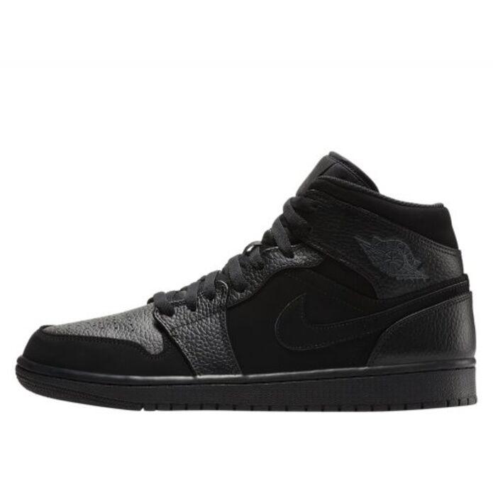 Баскетбольные кроссовки Air Jordan 1 Mid (554724-064)
