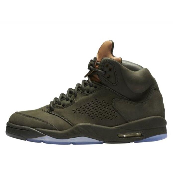 """Баскетбольные кроссовки Air Jordan 5 Retro Premium """"Take Flight"""" (881432-305)"""