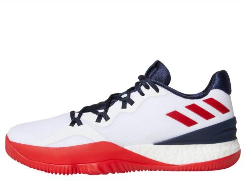 232e4eaa Купить баскетбольные кроссовки adidas Crazylight Boost 2018 (AC7431 ...