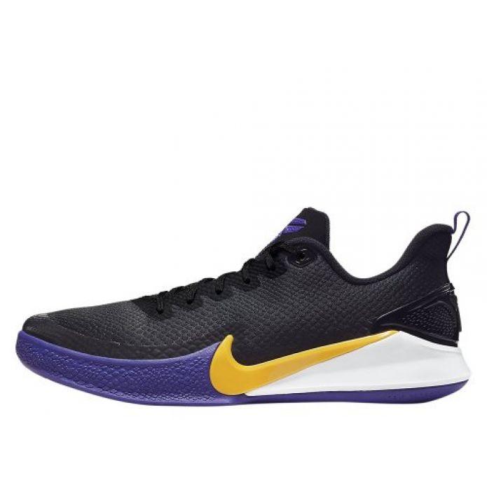 Баскетбольные кроссовки Nike Mamba Focus (AJ5899-005)