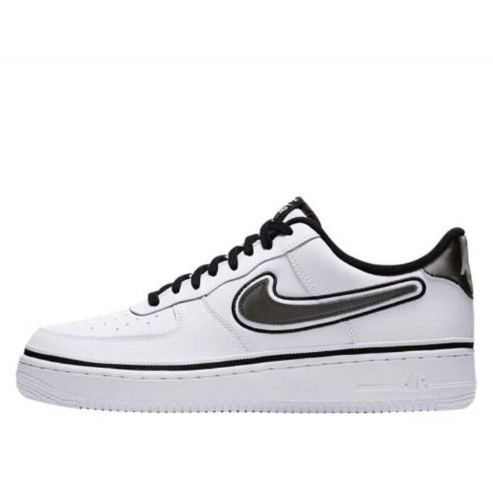 Баскетбольные кроссовки Nike Air Force 1 Low '07 LV8 Sport (AJ7748-100)