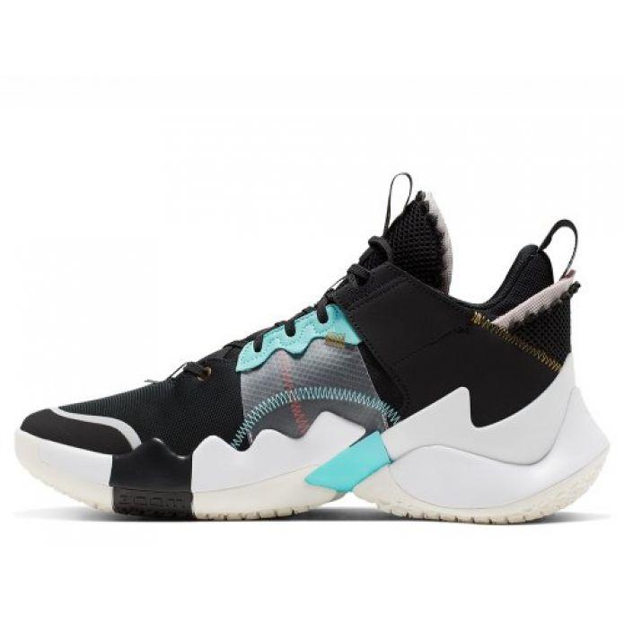 Баскетбольные кроссовки Jordan Why Not Zer0.2 SE (AQ3562-001)