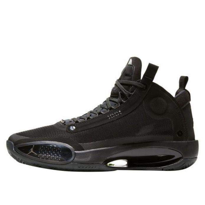 """Баскетбольные кроссовки Air Jordan XXXIV """"Black Cat"""" (AR3240-003)"""