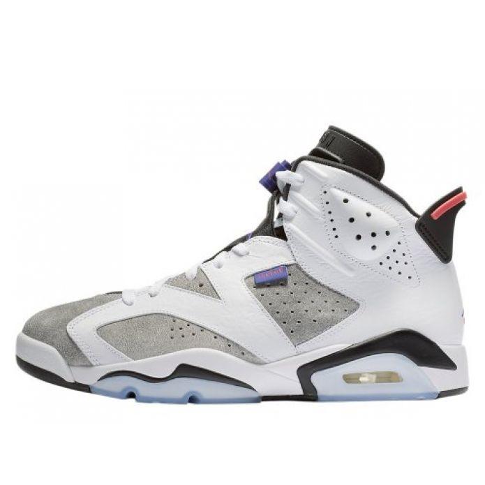 """Баскетбольные кроссовки Air Jordan 6 Retro """"Flint"""" (CI3125-100)"""