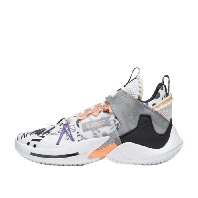 Баскетбольные кроссовки Jordan Why Not Zero.2 SE (GS) (CK0494-101)