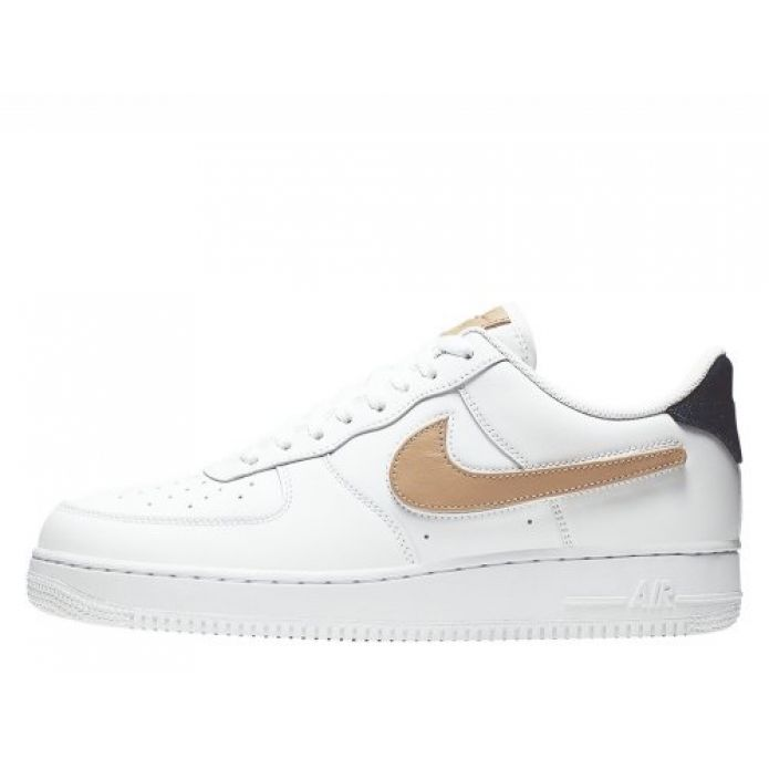 Баскетбольные кроссовки Nike Air Force 1 '07 LV8 3 (CT2253-100)
