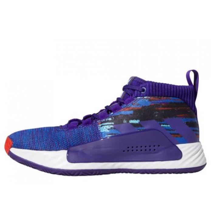 Баскетбольные кроссовки adidas D Lillard Dame 5 (EF0500)