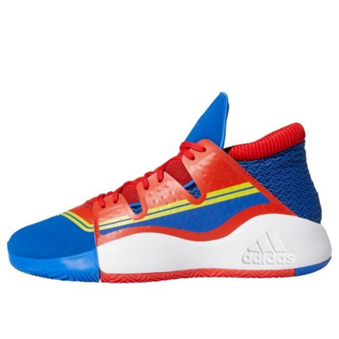 """Баскетбольные кроссовки adidas Pro Vision """"Marvel's Captain Marvel"""" (EF2260)"""