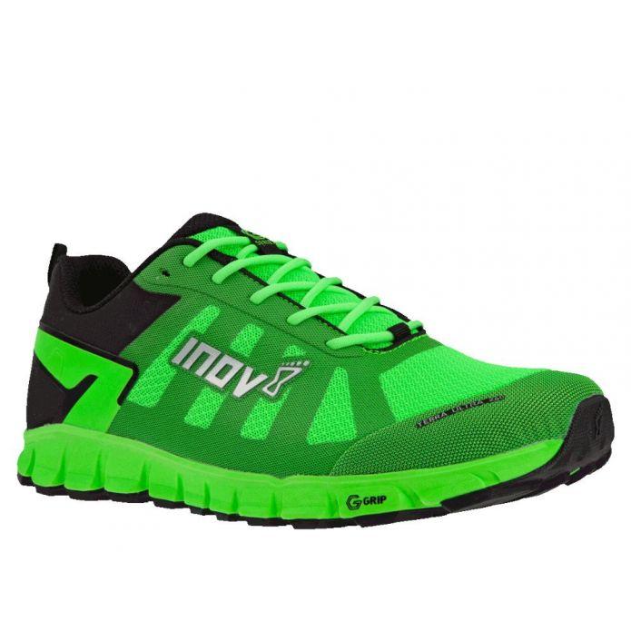 Оригинальные кроссовки Inov-8 TerraUltra G 260 2019 U Зелено-Черные
