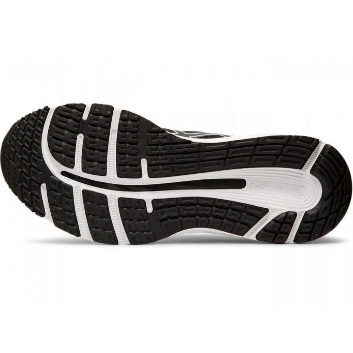 Оригинальные кроссовки Asics Gel Cumulus 21 M Черно-Белые