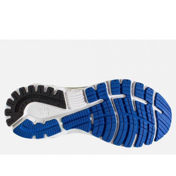 Оригинальные кроссовки Brooks Adrenaline GTS 19 M Черно-Темно-синие