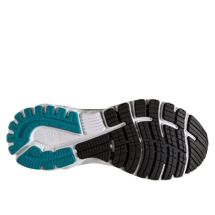 Оригинальные кроссовки Brooks Adrenaline GTS 19 M Зеленые