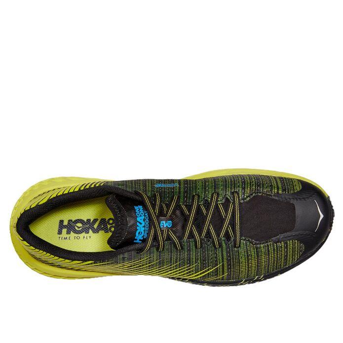 Оригинальные кроссовки Hoka EVO Speedgoat M Cytrynowo-Черные