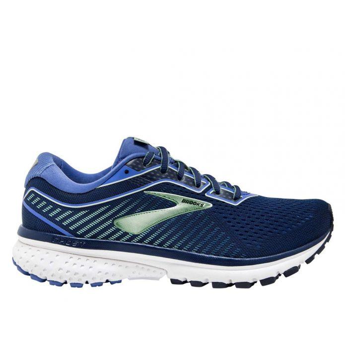 Оригинальные кроссовки Brooks Ghost 12 W Синие