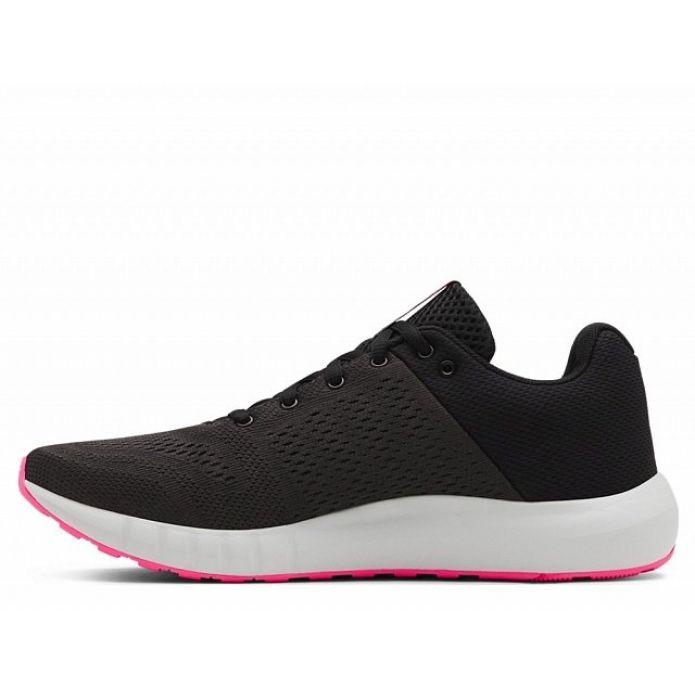 Оригинальные кроссовки Under Armour UA Micro G Pursuit W Розово-Темно-серые