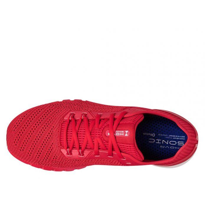 Оригинальные кроссовки UNDER ARMOUR HOVR SONIC 2 M Красные