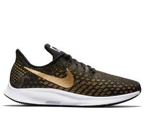 Nike Air Zoom Pegasus 35 W Złoto-Черные