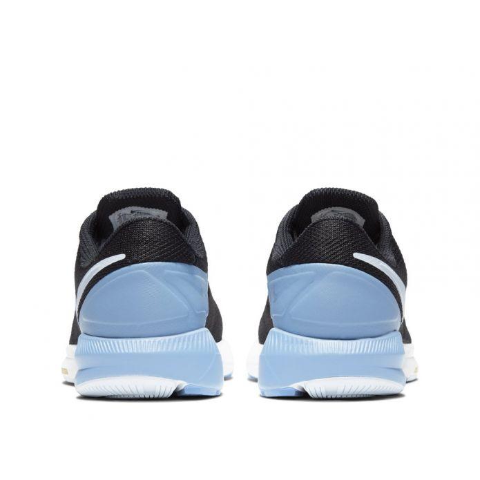 Оригинальные кроссовки NIKE AIR ZOOM STRUCTURE 22 W Черно-Синие