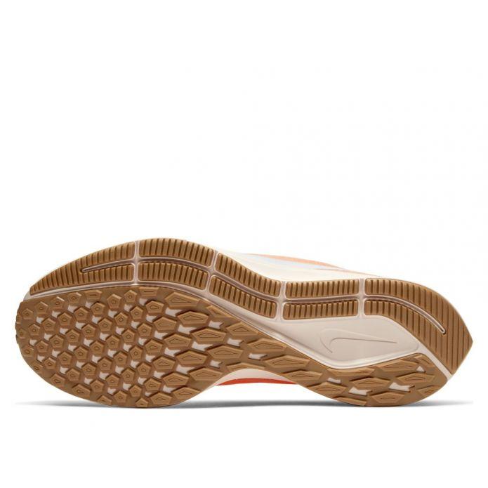 Оригинальные кроссовки NIKE AIR ZOOM PEGASUS 36 W POMARAŃCZOWO-Белые