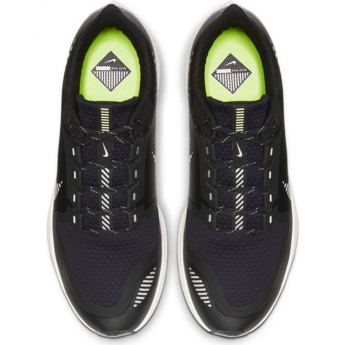 Оригинальные кроссовки NIKE AIR ZOOM PEGASUS 36 SHIELD M Черно-Фиолетовые