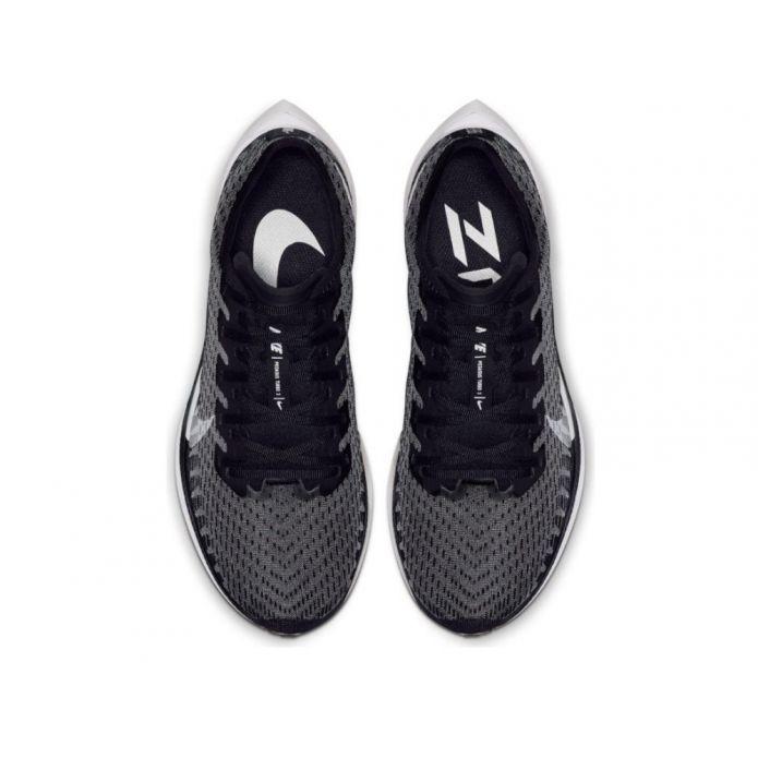 Оригинальные кроссовки NIKE ZOOM PEGASUS TURBO 2 W Черно-Серые