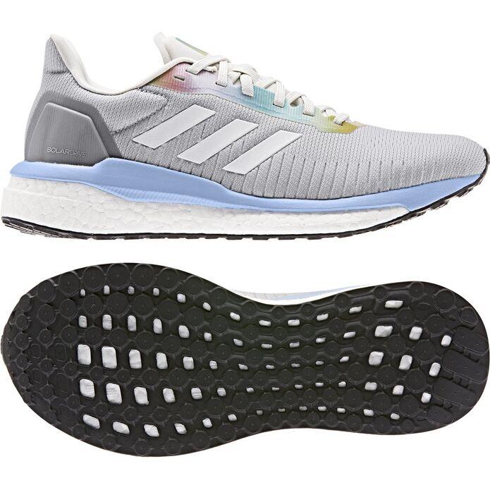 Оригинальные кроссовки adidas Solar Drive 19 W Серые
