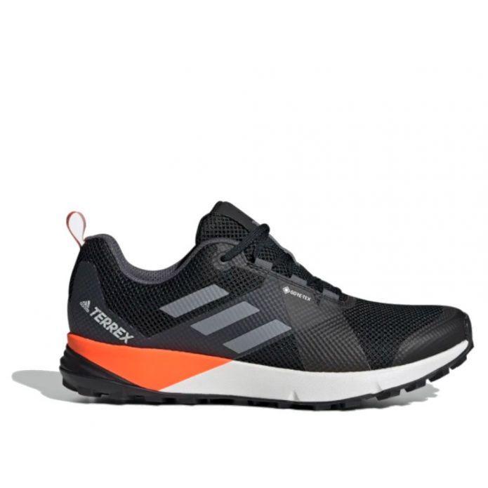 Оригинальные кроссовки ADIDAS TERREX TWO GTX M Черные