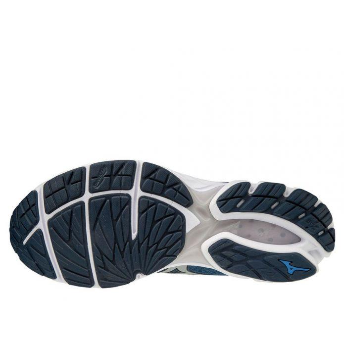 Оригинальные кроссовки Mizuno Wave Rider 23 M Темно-синие