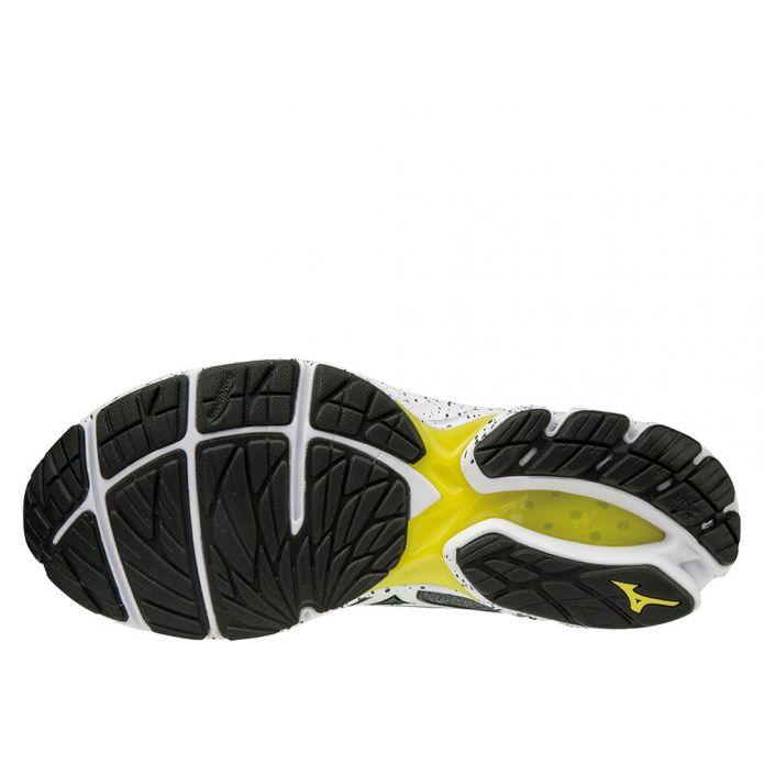 Оригинальные кроссовки MIZUNO WAVE RIDER 23 M Серые