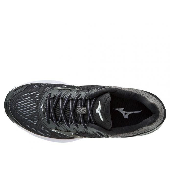 Оригинальные кроссовки Mizuno Wave Rider 21 W Черные