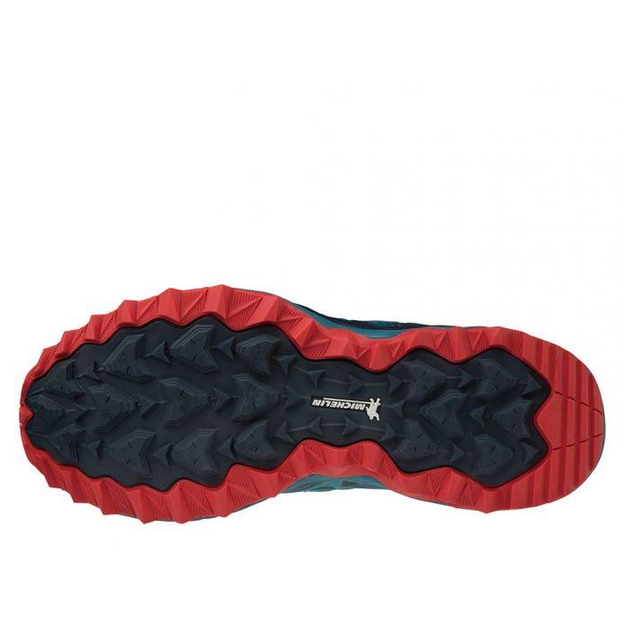 Оригинальные кроссовки MIZUNO WAVE MUJIN 6 M Синие
