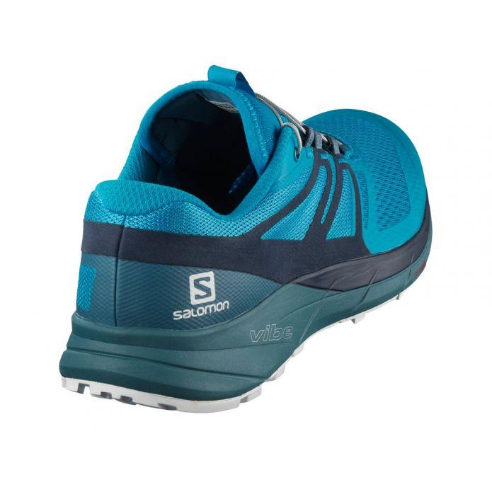 Оригинальные кроссовки Salomon Sense Ride 2 M Голубо-Синие