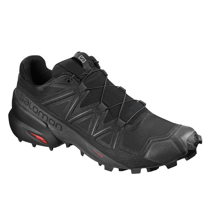 Оригинальные кроссовки Salomon Speedcross 5 M Черные
