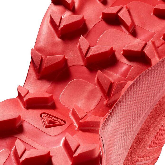 Оригинальные кроссовки Salomon Speedcross 5 M Płomienno-Красные