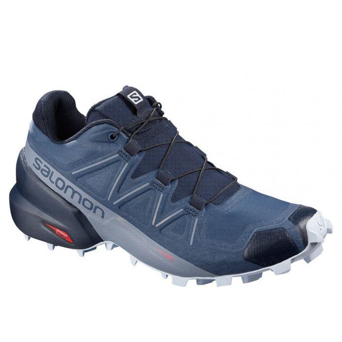 Оригинальные кроссовки Salomon Speedcross 5 W Темно-синие