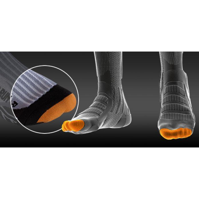 Оригинальные кроссовки Salomon Supercross M Бело-Черные