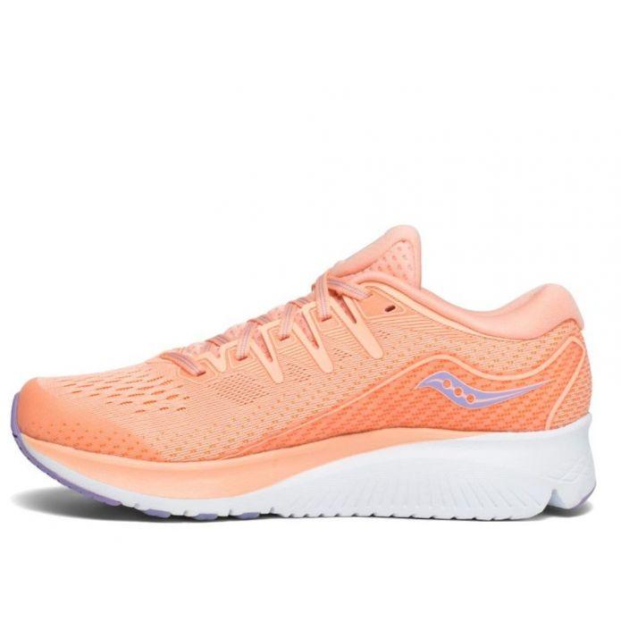 Оригинальные кроссовки Saucony Ride ISO 2 W Оранжевые