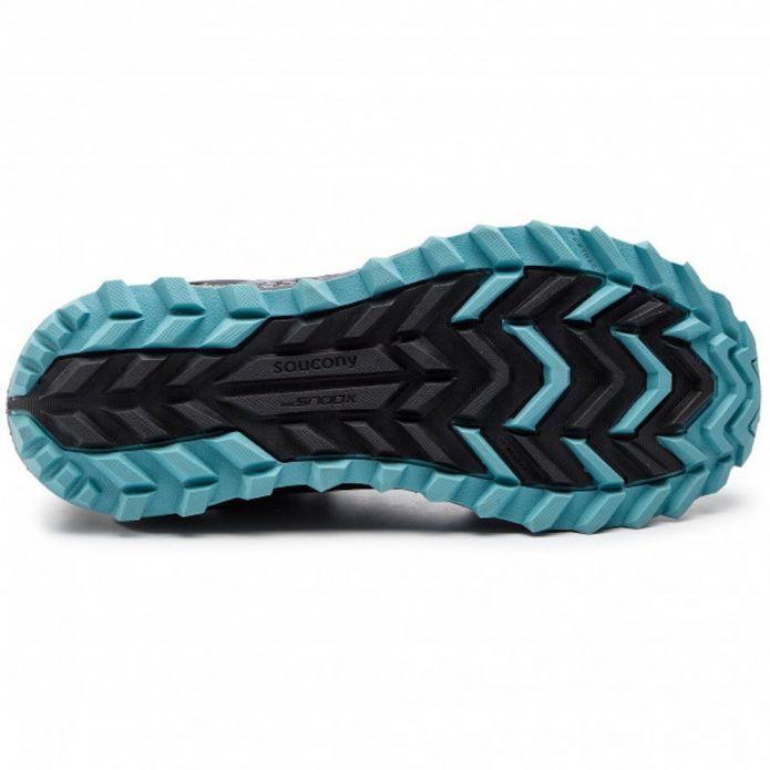 Оригинальные кроссовки SAUCONY XODUS ISO 3 Черно-Серые