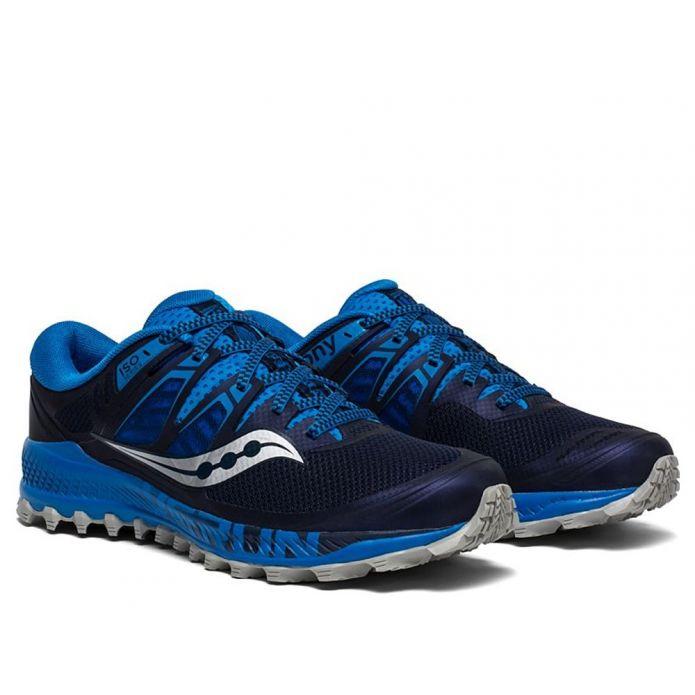 Оригинальные кроссовки SAUCONY PEREGRINE ISO M Синие