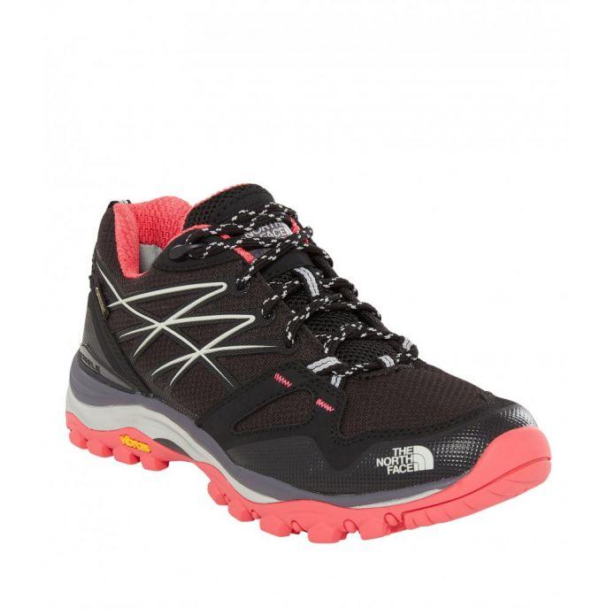 Оригинальные кроссовки The North Face Hedgehog Fastpack Gore-tex W Розово-Черные