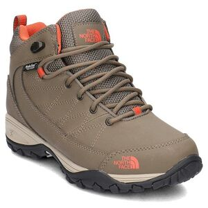 The North Face Storm Strike WP Insulated Boots W Бежево-Коричневые