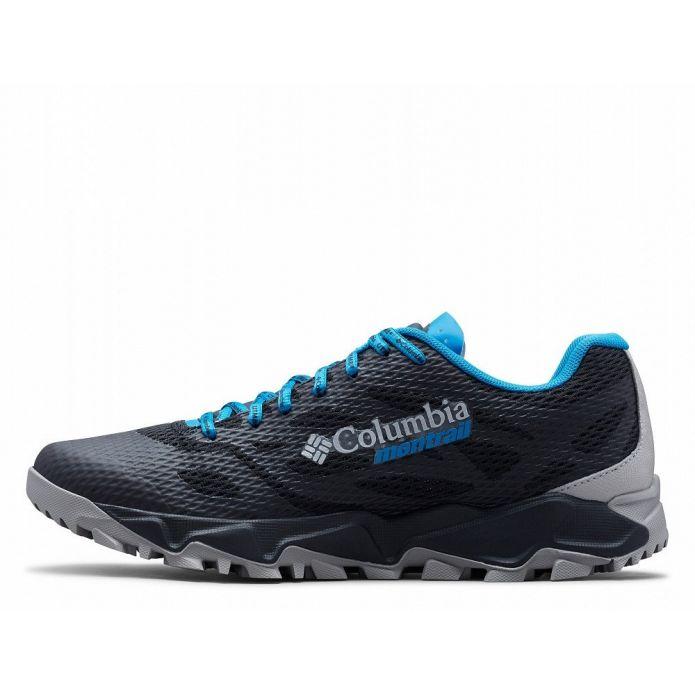 Оригинальные кроссовки Columbia Trans Alps F.K.T. II UTMB M Сине-Темно-серые
